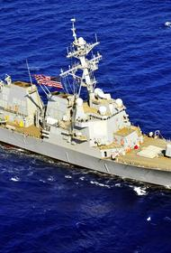Эсминец США сделал первый пуск новой крылатой ракеты Tomahawk, способной поражать корабли