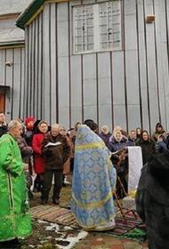 На Украине произошел еще один силовой захват храма Московского Патриархата