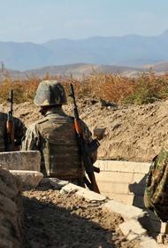 Азербайджан возобновил наступление в Нагорном Карабахе, Минобороны России подтвердило нарушение режима прекращения огня