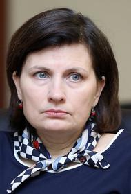 Кого министр здравоохранения Латвии назвала «шлаком»