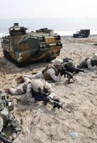 Морпехи США переоснащаются для захвата островов, контролируемых Китаем