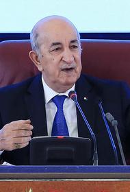 Президент Алжира справился с коронавирусом