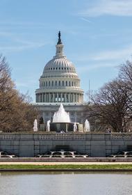 Восемь человек пострадали при протестах в Вашингтоне