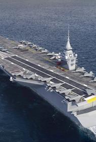 Франция планирует построить новый атомный авианосец