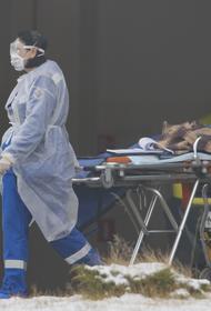 В России выявлено 27 328 новых случаев COVID-19, 450 - умерли
