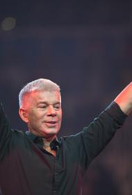 Олег Газманов никого из своих сотрудников не уволил в период пандемии