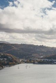 Перед праздниками в Абрау-Дюрсо заработает каток с видом на озеро