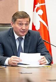 Бочаров отказался закрывать Волгоград на Новый год