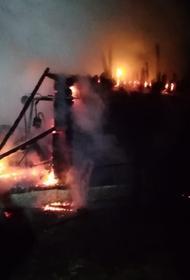 Появляются подробности о пожаре в частном пансионате в Башкирии