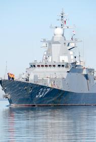 Минобороны России заключило контракт на поставку корветов для ТОФ