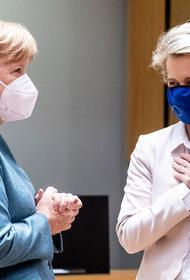 Германия надавила на ЕС для одобрения вакцины