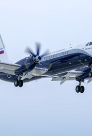 Появилось видео первого полёта пассажирского Ил-114-30