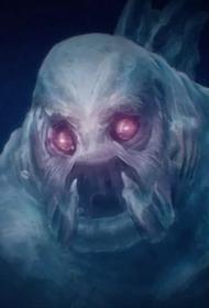 Легенды о нингенах - о загадочных морских существах, якобы живущих в  Антарктике