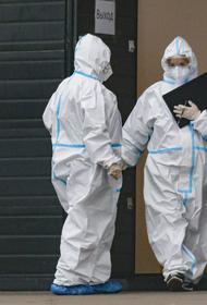 За сутки в России от коронавируса скончались 596 человек