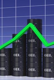 Впервые с февраля стоимость нефти в Европе превысила 50 долл. за баррель
