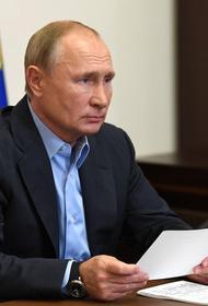 Путин заявил, что народу Белоруссии надо «дать разобраться» в спокойном режиме