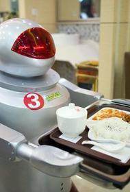В Москве заказы из ресторанов будет доставлять робот