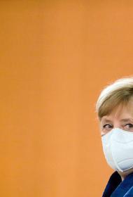 Меркель напомнили, что вакцина ЕС генномодифицированна