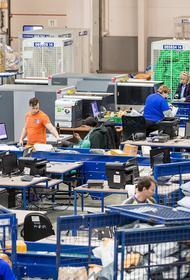 В Хабаровске откроют перевый в ДФО логистический центр Почты России