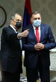 Боснийские эмиссары так и не встретились с Сергеем Лавровым и получили звания «трусов»