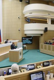 Сенатор Косачев ответил на решение  Госдепа по санкциям против «Северного потока - 2»