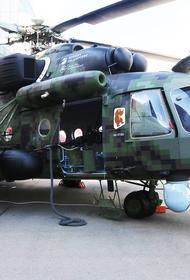 В следующем году войска получат новый вертолет Ми-8 АНТШ-ВН