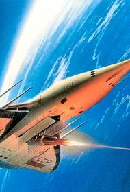 Лазерное оружие в космосе будет очень эффективным
