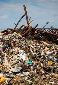Строительство мусорного полигона в Магнитогорске завершено на 60 процентов