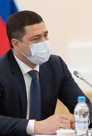 Губернатор Псковской области заразился коронавирусом