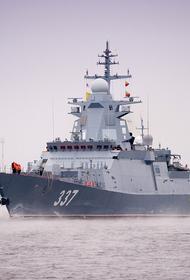 «Северная верфь» сейчас строит для ВМФ РФ 11 боевых кораблей