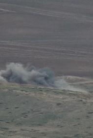 Российский офицер погиб при разминировании дороги в Нагорном Карабахе