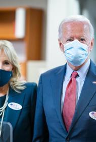 Джо Байден и его супруга сделают прививки от коронавируса 21 декабря