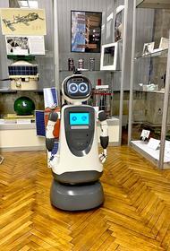 Робот-помощник завоевал «золото»