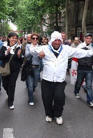 Саакашвили не совершит новую революцию в Грузии