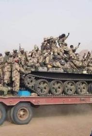 Суданские военные отбили атаку эфиопских ополченцев на своей государственной границе