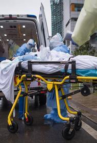 При взрыве на химзаводе в Китае погиб один человек, двое пропали без вести