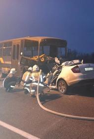 Автобус с призывниками из Дагестана попал в ДТП в Краснодарском крае
