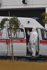 В России за сутки скончались 585 пациентов с коронавирусом