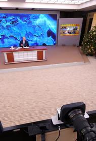 В СЖР заявили, что солгавшая Путину девушка не является  журналисткой