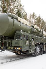 Российская ядерная триада находится в постоянной высокой степени готовности