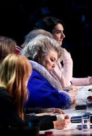 Татьяна Тарасова на съемках «Ледникового периода» передвигается на инвалидном кресле