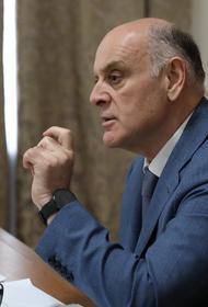 Бжания заявил, что вакцинация от коронавируса в Абхазии начнется в феврале