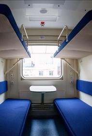 Ковид-купе появятся в хабаровских поездах