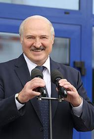 Лукашенко заявил о намерении создать в Белоруссии собственную вакцину от коронавируса