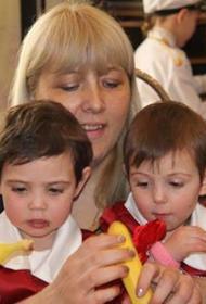 Депутат МГД Батышева: В Москве 93% детей-сирот нашли приемные семьи