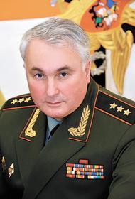 Заместитель министра обороны РФ Андрей Картаполов: о формировании сознания воина Российской армии