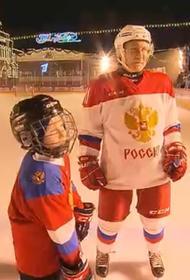 Президент исполнил мечту Дмитрия Ащепкова из Челябинска