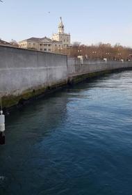 Новороссийское море загрязнено сточными водами