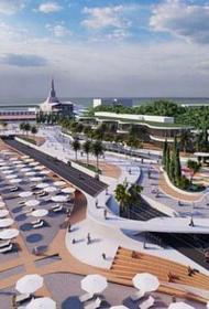 В Сочи могут построить 50-ти метровый ажурный пешеходный мост
