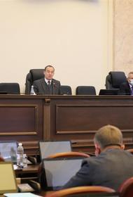 Итоги совместной работы парламента и администрации края озвучены на сессии ЗСК